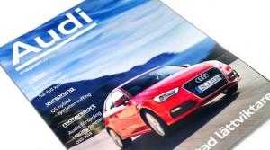 Audi Magasin – Nya Audi A3
