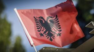 Bellof på äventyr i Albanien