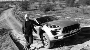 Porsche Macan för auto motor & sport