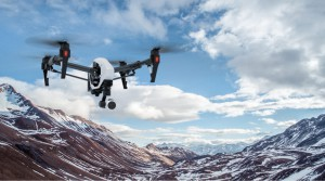 Flygande fotoplattform