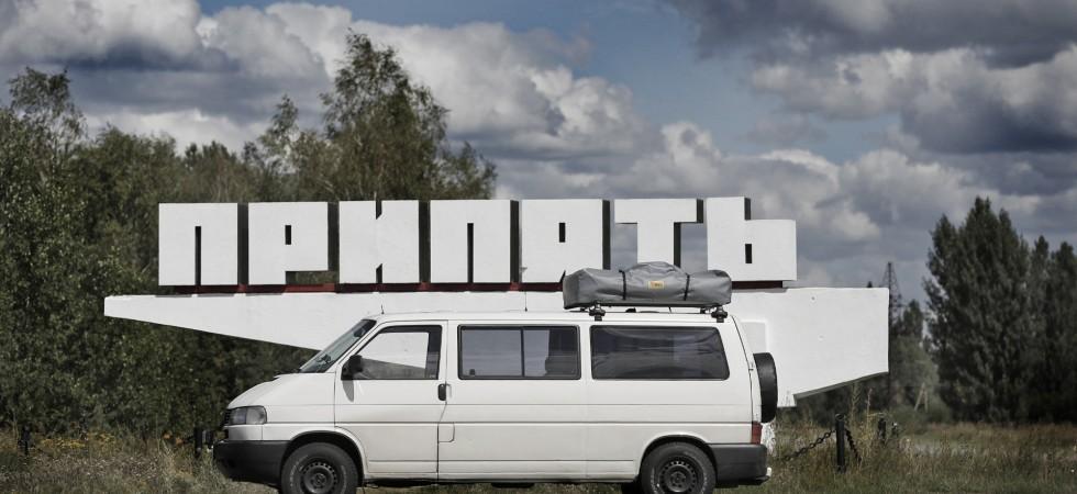 På uppdrag i Tjernobyl (Чорнобиль)